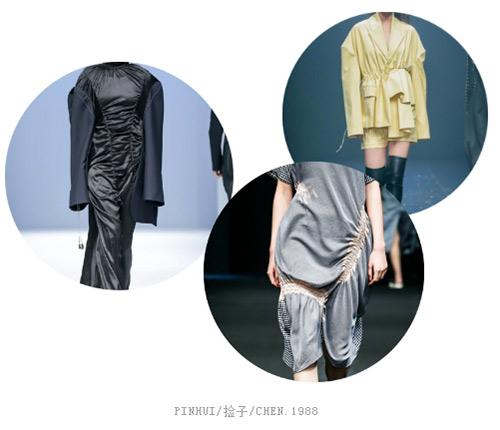 2021春夏中国国际时装周流行设计手法及元素分析(图11)