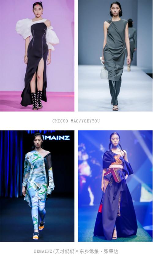 2021春夏中国国际时装周流行设计手法及元素分析(图18)
