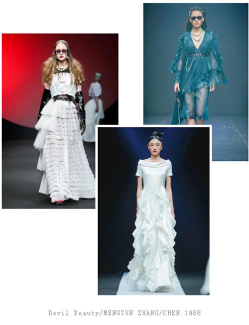 2021春夏中国国际时装周流行设计手法及元素分析(图26)