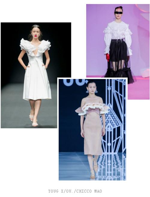 2021春夏中国国际时装周流行设计手法及元素分析(图25)