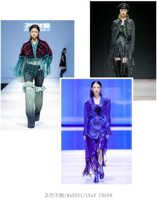 2021春夏中国国际时装周流行设计手法及元素分析(图27)