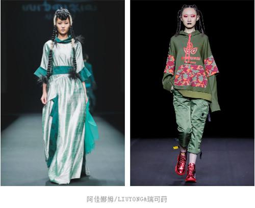2021春夏中国国际时装周流行设计手法及元素分析(图10)