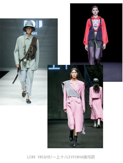 2021春夏中国国际时装周流行设计手法及元素分析(图19)