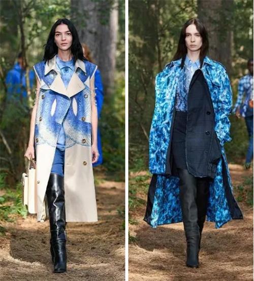 2021春夏女装流行色彩及元素 看完你就会买衣服了!(图4)