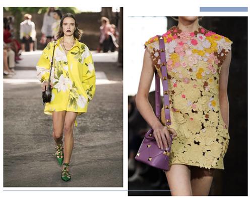 2021春夏女装流行色彩及元素 看完你就会买衣服了!(图5)