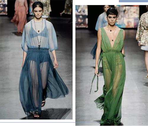 2021春夏女装流行色彩及元素 看完你就会买衣服了!(图8)