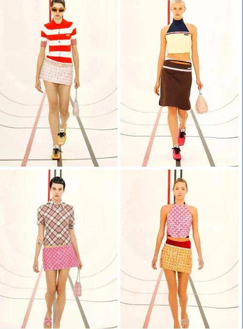 2021春夏女装流行色彩及元素 看完你就会买衣服了!(图9)