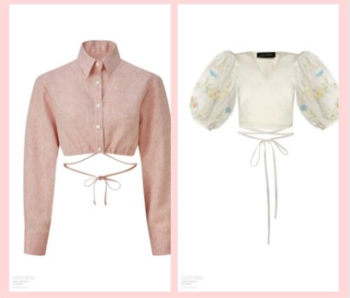 2022春夏上衣&衬衫的流行点,你get到了吗?(图4)