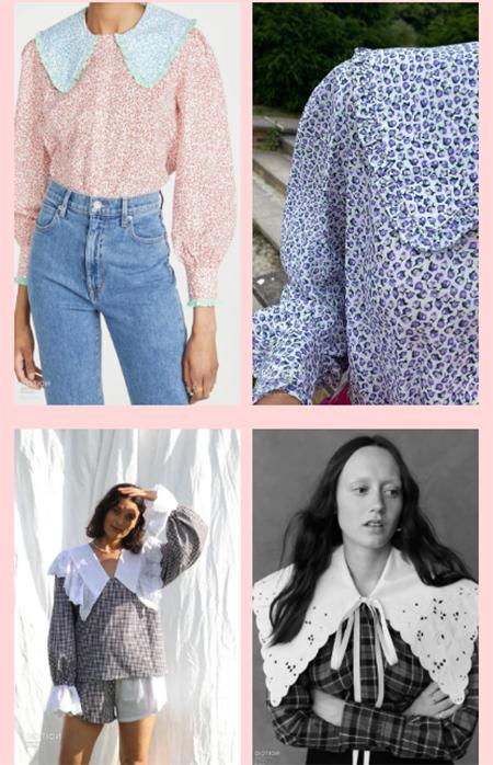 2022春夏上衣&衬衫的流行点,你get到了吗?(图10)