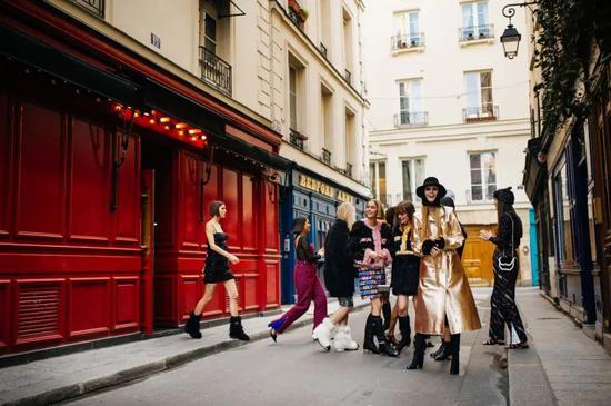 Chanel 2021秋季系列