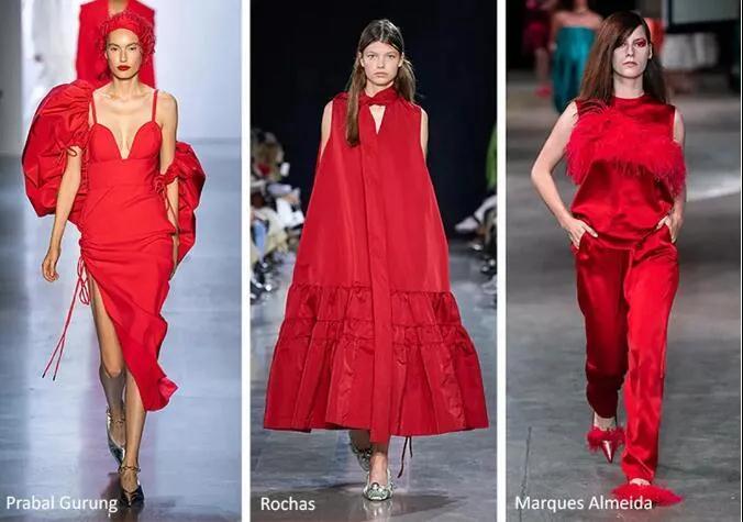 2021下半年女装流行色 又美又高级!(图8)