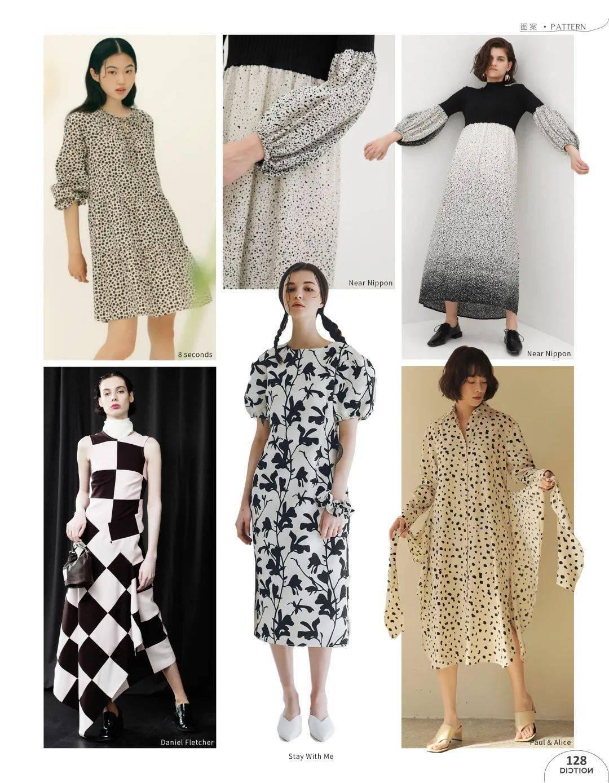 2022/23秋冬连衣裙趋势,设计师必看!(图29)