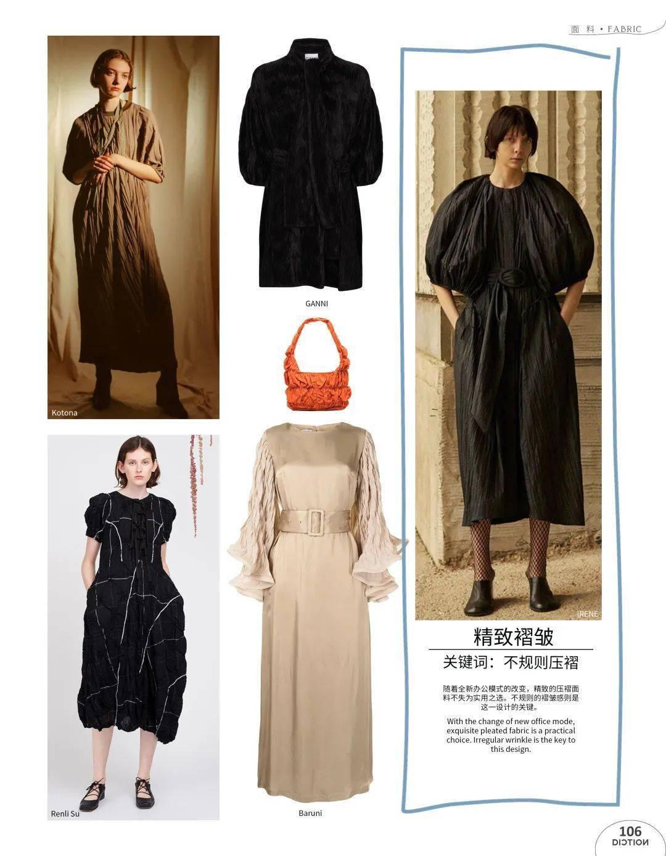 2022/23秋冬连衣裙趋势,设计师必看!(图24)