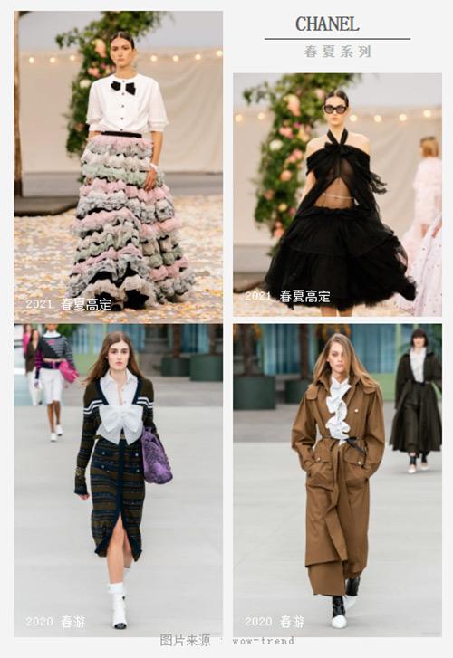 女装流行元素分析 蝴蝶结元素在服装设计中的运用(图23)