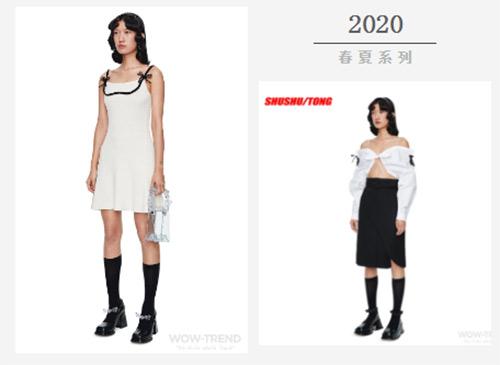 女装流行元素分析 蝴蝶结元素在服装设计中的运用(图18)