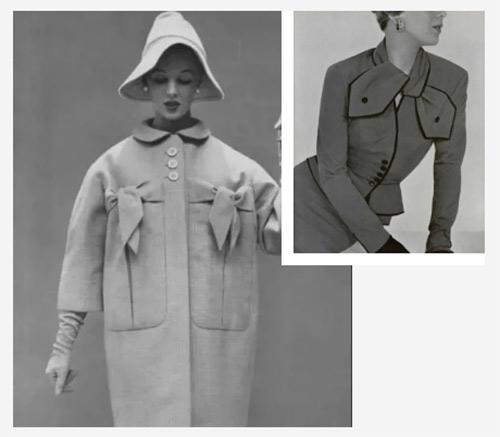 女装流行元素分析 蝴蝶结元素在服装设计中的运用(图21)