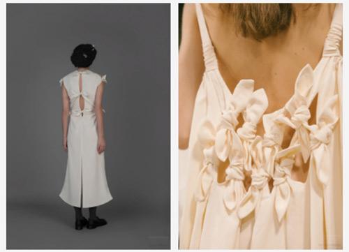 女装流行元素分析 蝴蝶结元素在服装设计中的运用(图31)