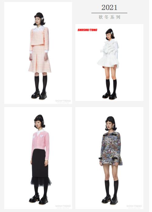 女装流行元素分析 蝴蝶结元素在服装设计中的运用(图17)