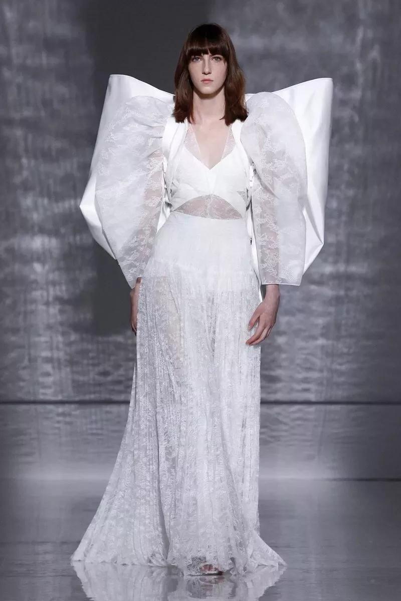 女装流行元素分析 蝴蝶结元素在服装设计中的运用(图39)