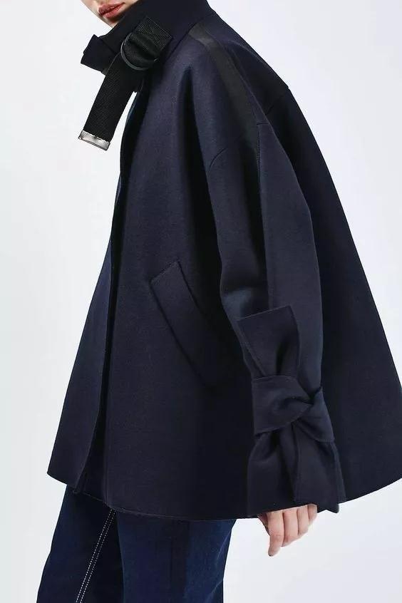 女装流行元素分析 蝴蝶结元素在服装设计中的运用(图43)