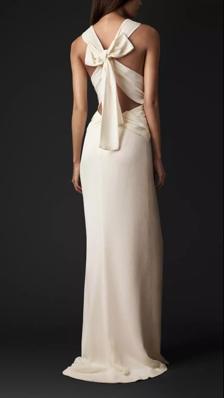 女装流行元素分析 蝴蝶结元素在服装设计中的运用(图48)