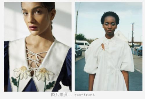 女装流行元素分析 蝴蝶结元素在服装设计中的运用(图32)