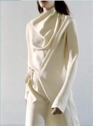 秋冬女装细节趋势 这8种领型设计让你的款式大不相同(图23)
