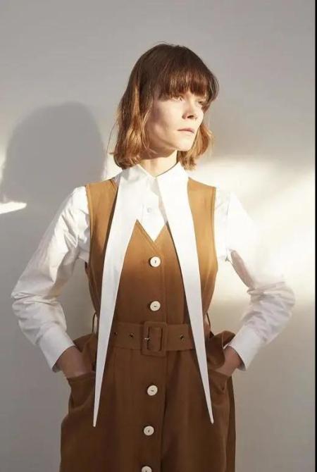 秋冬女装细节趋势 这8种领型设计让你的款式大不相同(图10)