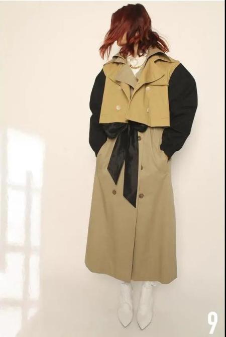 秋冬女装细节趋势 这8种领型设计让你的款式大不相同(图36)