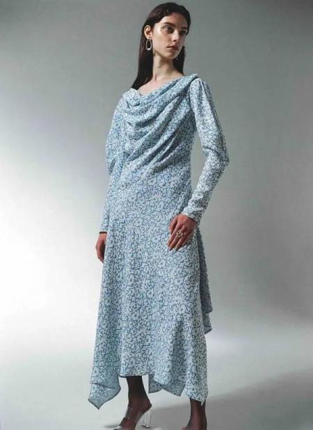 秋冬女装细节趋势 这8种领型设计让你的款式大不相同(图27)