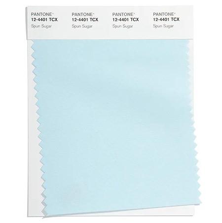 2022年春夏10大流行色,棉花糖蓝竟然排第一!(图1)