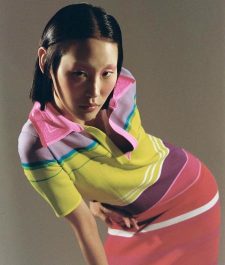 2022春夏女装针织趋势,这波预测舒适与美兼具!(图2)