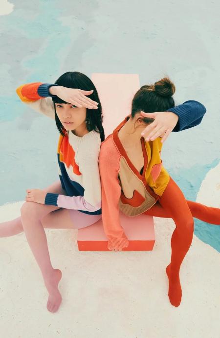 2022春夏女装针织趋势,这波预测舒适与美兼具!(图1)