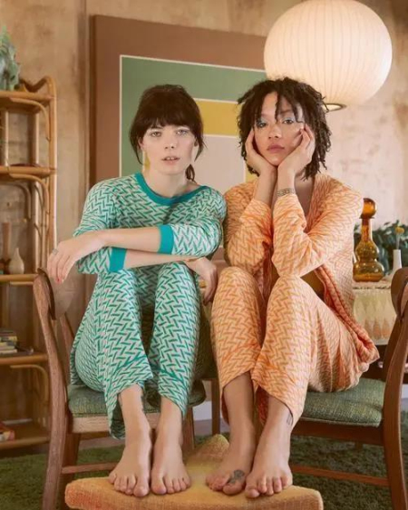2022春夏女装针织趋势,这波预测舒适与美兼具!(图13)