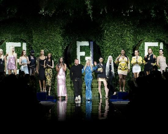 Fendi与Versace交换创意总监发布全新系列