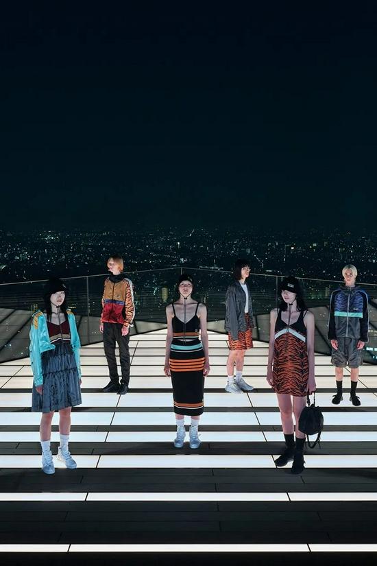 Onitsuka Tiger发布数字电影《米兰-东京》