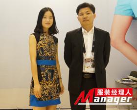 See U Soon董事长助理何文明:稳步推进国内市场的品牌运作