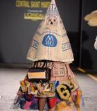 中央圣马丁本科2015春夏成衣系列