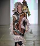 伦敦时装学院本科2015春夏成衣系列
