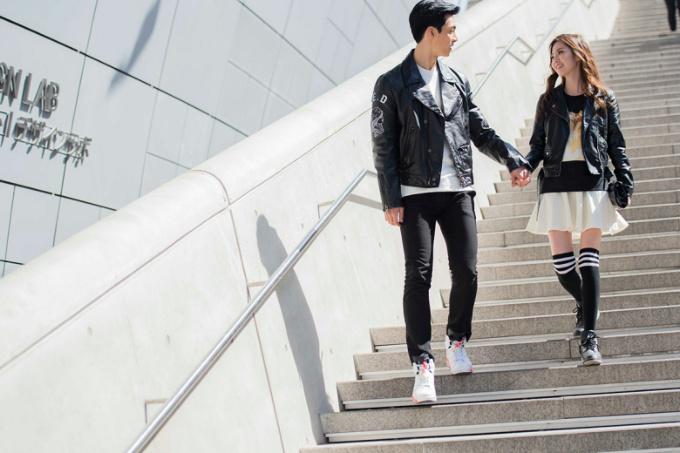 韩流 Style ,首尔时装周街拍特辑 Part 2 (1/19)