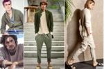 针织趋势:2017春夏男士休闲针织衫款式、色彩及工艺剖析