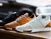2017 年刚开始,各家鞋类品牌都在春节前做好了准备