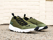 Nike Air Footscape NM 全新配色设计「Legion Green」
