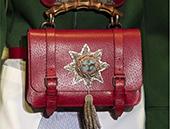 米兰时装周秀场上的包袋细节让你目不暇接!