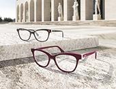芬迪推出2017Roma光学眼镜系列 以现代主义的几何拼接