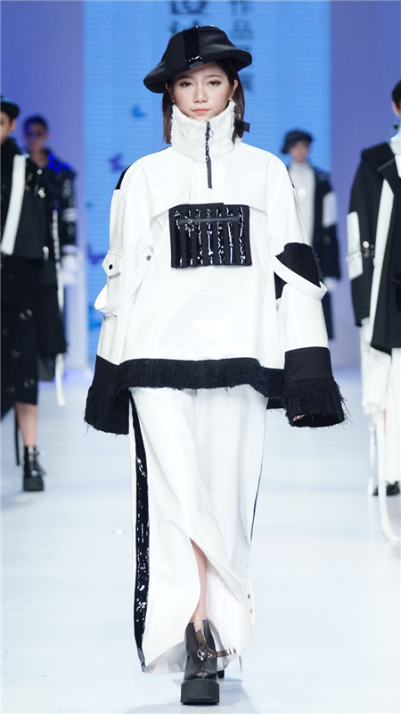 2017中国(广东)大学生时装周-华南理工大学设计学院服