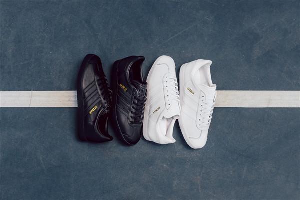 adidas Originals 全新纯色 Leather Gazelle 系列 (1/5)