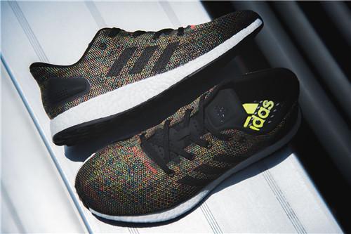 adidas 全新鞋款 PureBOOST DPR 限量别注「Multicolor」配色 (1/6)