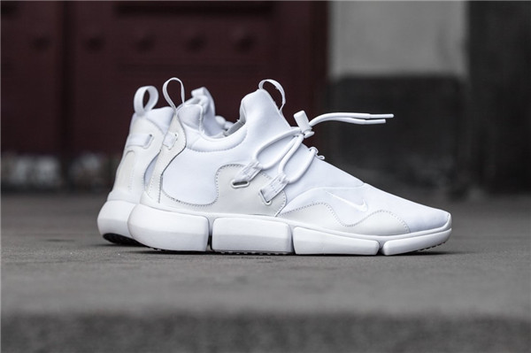 nike pocket knife dm「triple white」全白配色