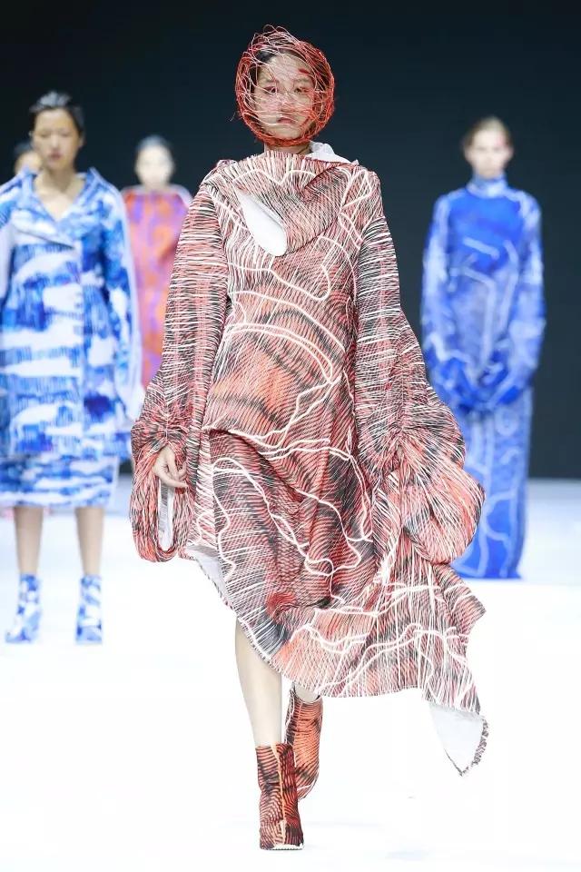 中国美术学院服装设计专业毕业展演
